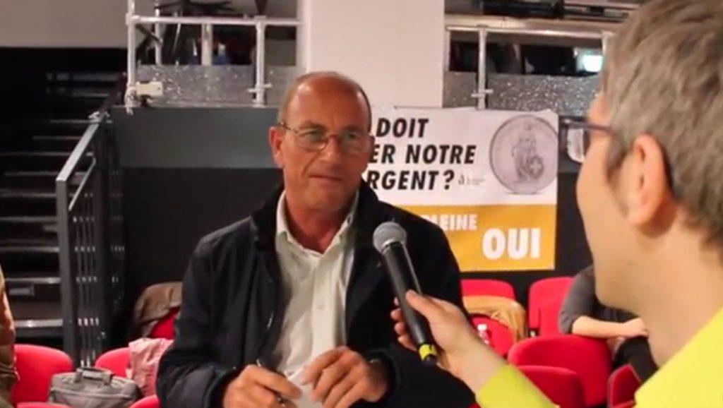Etienne Chouard Jeu de la monnaie pleine